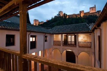 Half-day private Alhambra Palace and Albaicin tour in Granada