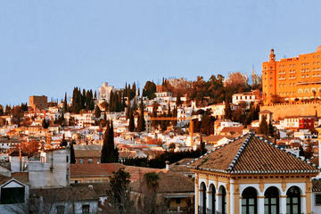 Realejo: Old jewish Quarter Walking tour Granada