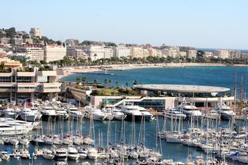 Trasferimento privato all'arrivo: dall'aeroporto di Nizza a Cannes