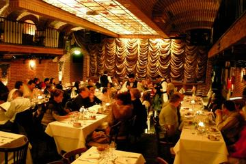 Early Tango Dinner-Show with Private Transfer
