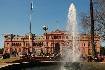 Private, frei nutzbare Stadtbesichtigung durch Buenos Aires