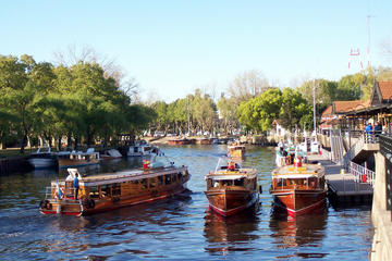 San Isidro and Tigre Delta Small-Group Tour