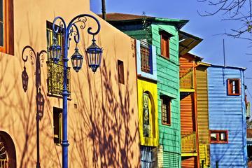 Stadstur i Buenos Aires för smågrupper