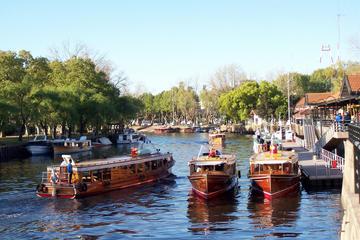Visite, en petit groupe, de San Isidro et du delta de Tigre