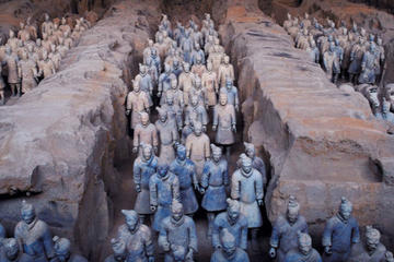 Essence Group Tour of Terracotta Warriors and Horses Museum