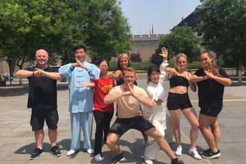 Morning Walking & Tai Chi Boxing Tour