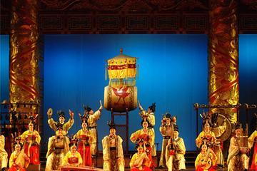 Tang Dynasty Dinner Show