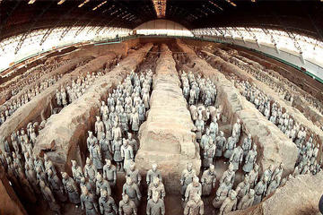 Xian Most Popular Private Day Tour including All Entrance Fee
