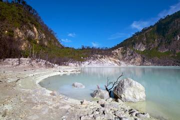 Tagesausflug ab Bandung zum Kawah Putih (weißen Krater)