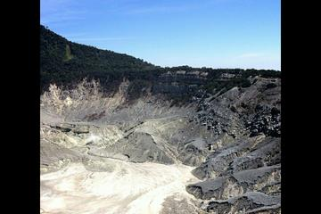 Tangkuban Perahu Crater Tour from...