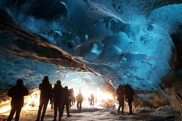 Ice Cave Adventure from Hali