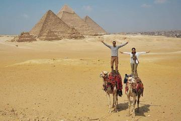 Half-Day Tour of the Giza Pyramids and Sphinx