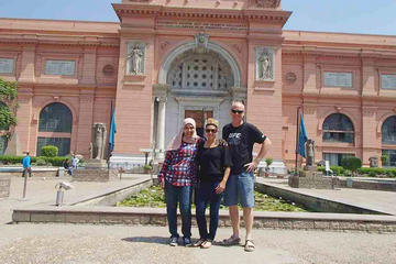 Half day tour to the Egyptian museum of Cairo and Tahrir square