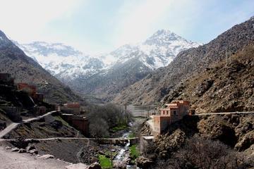 Caminata privada de 3 días de las Montañas del Alto Atlas desde...