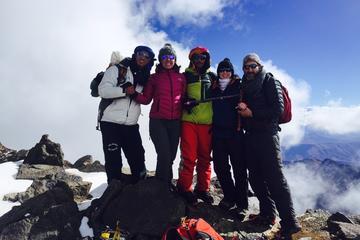 Caminhada privada no Monte Toubkal de 2 dias saindo de Marraquesh