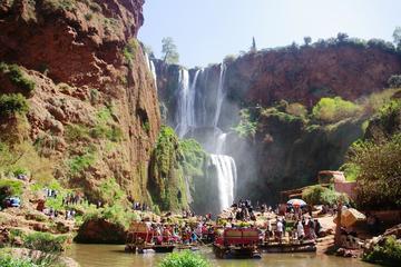 Ouzoud Cachoeiras Dia Inteiro em...