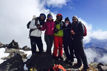 Private 2-tägige Toubkal-Wanderung ab ...