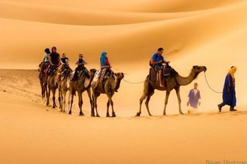 Privater 3-tägiger Saharaausflug nach Merzouga ab Marrakesch