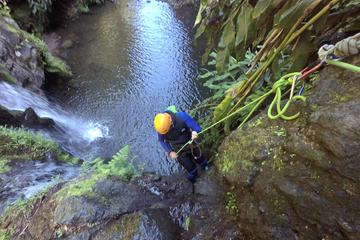 Full-Day Canyoning Including Transfer and Lunch