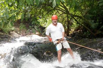 Pase de día completo de aventura por la selva de Jaco