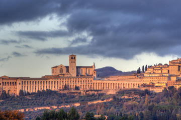 Full-Day Excursion to Assisi from Rome