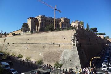 Tour privato Deluxe: Musei Vaticani e basilica di San Pietro con