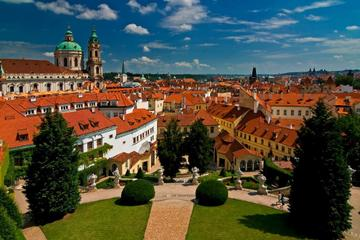 Prague Old Town And Malá Strana Neighborhoods Walking Tour