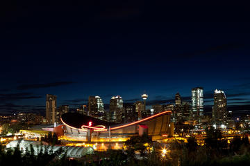 Calgary City Evening Tour