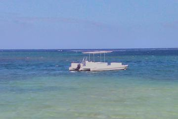 Private charter Snorkeling and sport fishing on an all-inclusive Luxury YACHT