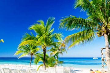 West Bay Beach Round-Trip Transportation from Roatan