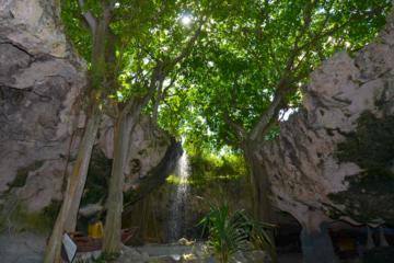 Excursão à Pirate Rum Factory e caverna Taino saindo de Punta Cana