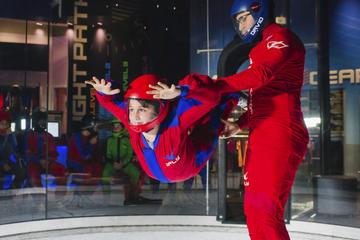 Fort Worth Indoor Skydiving Erfahrung