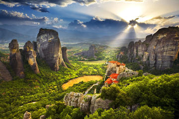 Meteora Full Day Trip From Athens