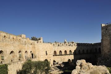 Tour privato: la torre di Davide e i quartieri della città vecchia di