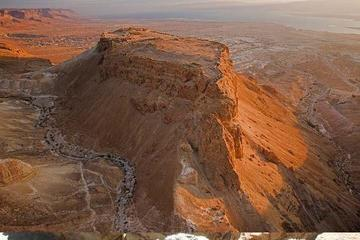 Tour privato: Masada all'alba, o più tardi, da Gerusalemme