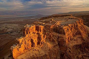 Tour privato: pernottamento a Masada, Mar Morto, Sde Boker e Mitzpe