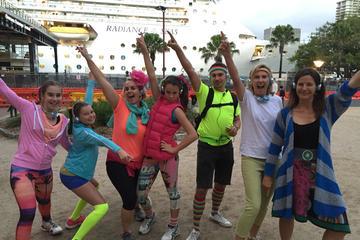 Excursão silenciosa disco dancing em Sydney