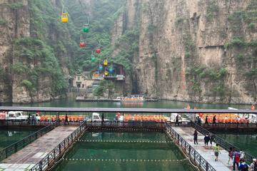 All Inclusive Private Day Tour to Longqing Gorge from Beijing