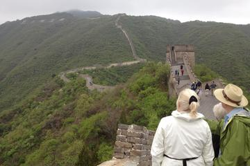 Private Beijing Layover Tour: Great Wall, Tian'anmen Square and Forbidden City with Airport Transfer