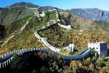 Private Hin- und Rückfahrt: Peking-Hotel zu Chinesische Mauer Mutianyu