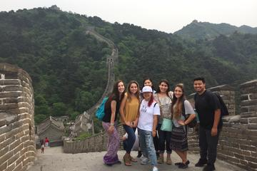 Small Group Mutianyu Great Wall and Ming Tombs Tour including Lunch