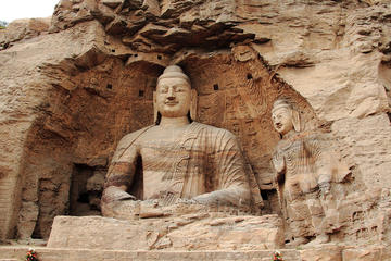 Tour privado de dos días en Datong desde Beijing