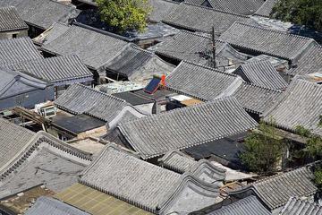 Tour privato a piedi degli hutong di Pechino con visita al cortile di