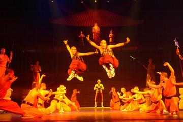 Tour privato: mercato delle perle, spettacolo di Kung Fu, e cena con