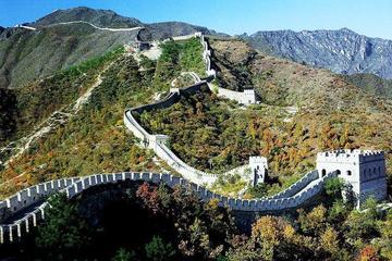 Trasferimento privato di andata e ritorno: hotel di Pechino a Grande