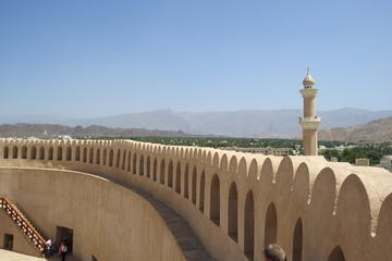 Full-Day Private or Group Tour to Ancient Nizwa and Green Mountain...