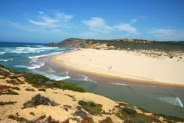 Ganztägige Algarve-Tour mit Cabrio von Portimão