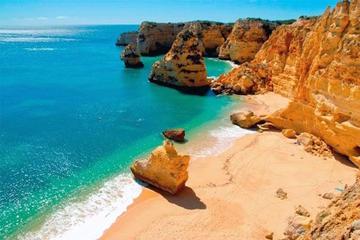 Gita di mezza giornata in Algarve in cabriolet o scooter con partenza