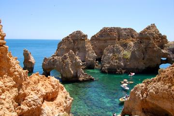 Lagos and Ponta da Piedade by...