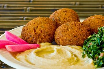 Falafel Walking Tour in Amman